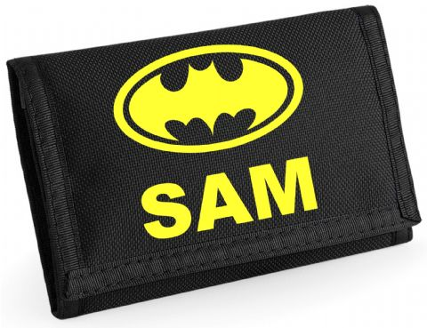 Batman Logo Wallet